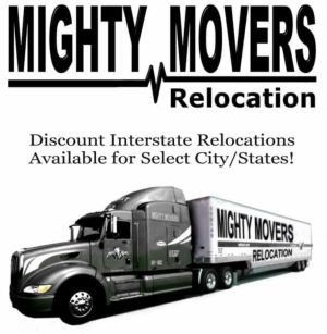 Long distance movers pic of a big rig of moving companies tulsa